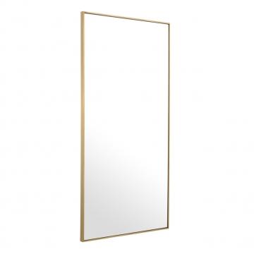 Redondo spegel borstad mässing rektangel 2