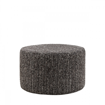 Cortina fotpall coelle grå liten 1