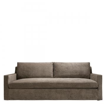 Guilford soffa true brun 3-sits 1