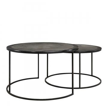 Amadeo satsbord svart 3
