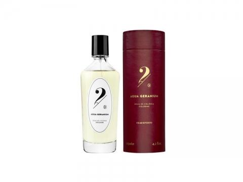 Nº2 Agua Geranium Eau De Cologne 1