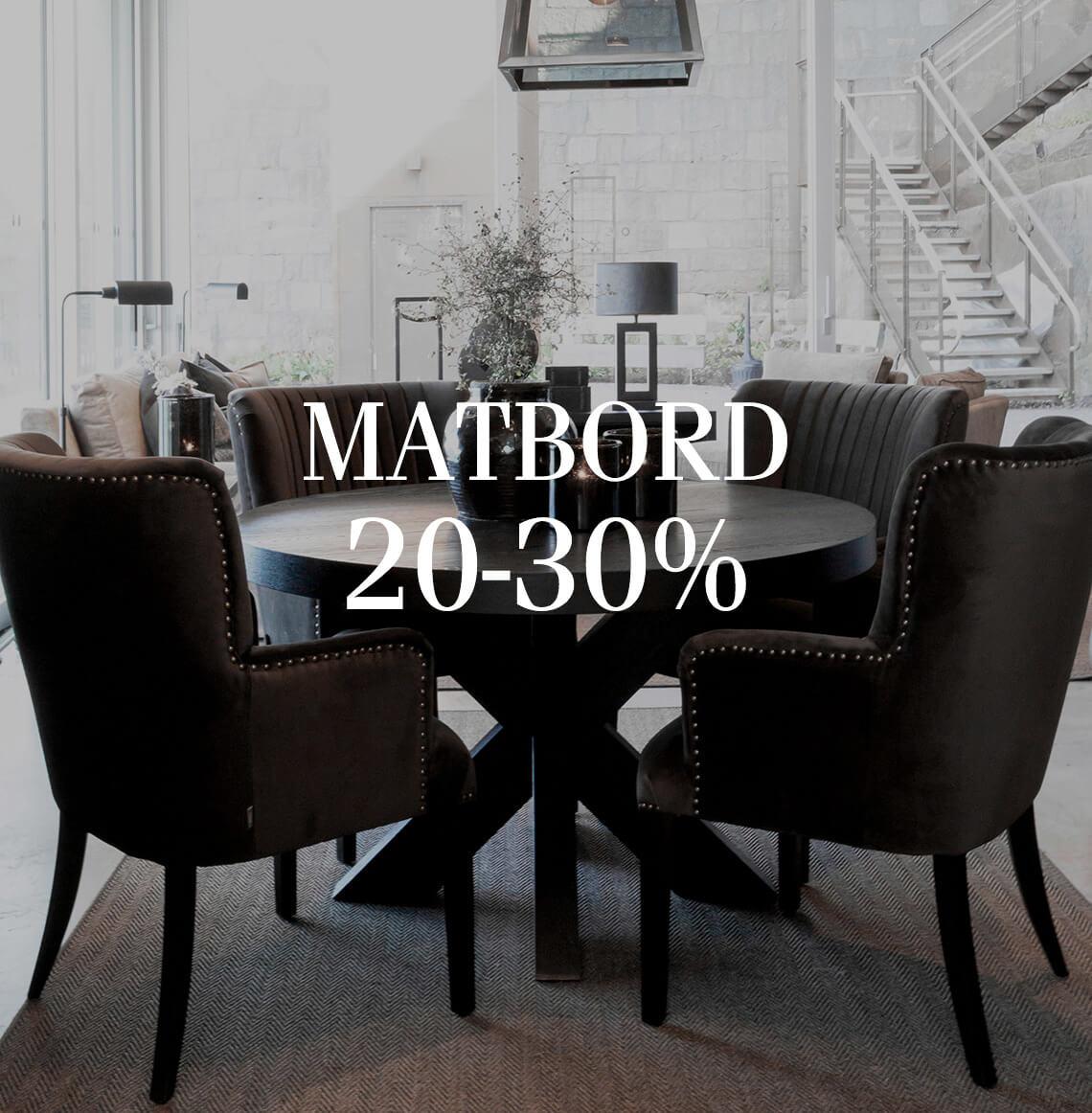 Matbord-text