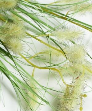 Caterpillar gräs konstväxt 77cm 3