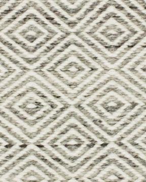 Goose Eye matta grå/vit 200x300 2