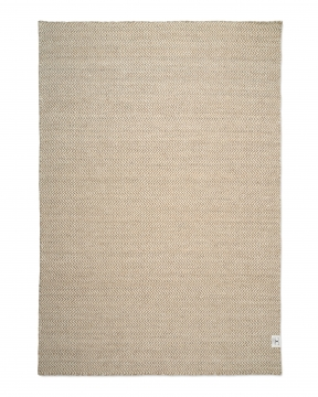 Herringbone matta natur/vit 200x300 2