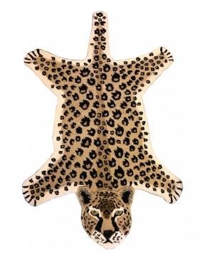 Leopard matta natur 90x150 1