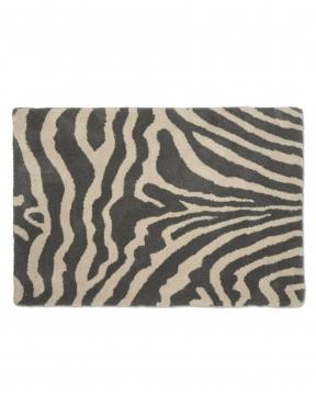 Zebra dörrmatta titanium 60x90 1