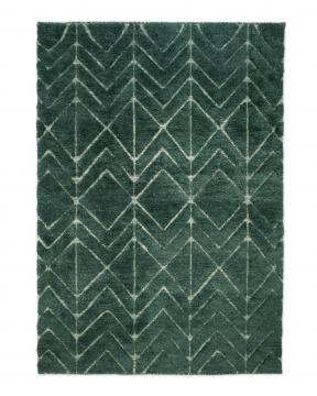 Soho matta grön 140x200 1