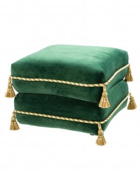 Bernini sittpuff grön 1