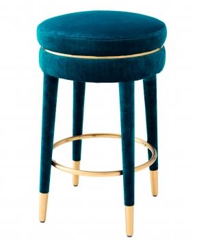 Parisian barstol blå 1