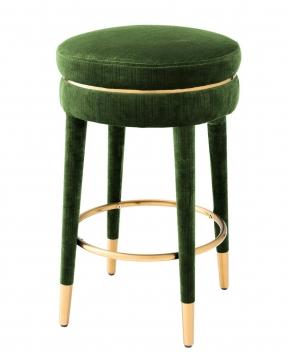 Parisian barstol grön 1