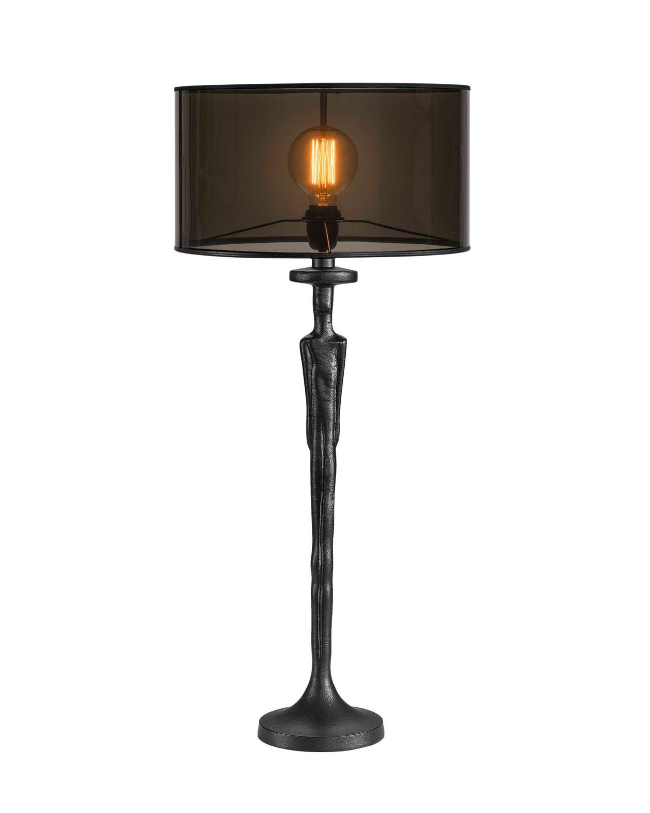Adriano bordslampa svart Newport