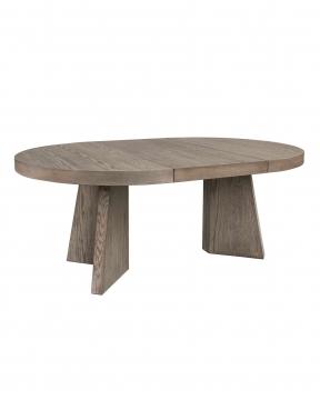 Trent matbord antikgrå 2