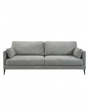 Andorra soffa 3-sits grå 1