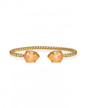 Mini Drop armband peach delite 3