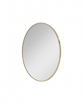 R & J spegel mässing Ø60 1