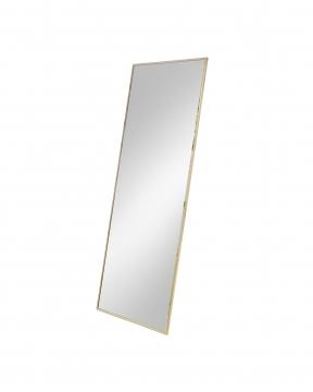 R & J spegel mässing 190x70 2