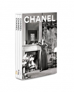 Chanel 3-Book Slipcase 1