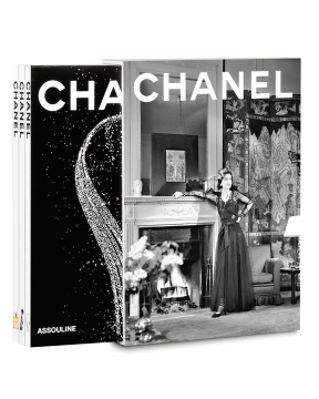Chanel 3-Book Slipcase 2