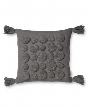 Trysil kuddfodral grå 50x50 2