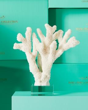 Chloé korall vit 4