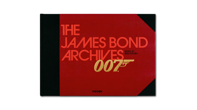 The James Bond Archives 1