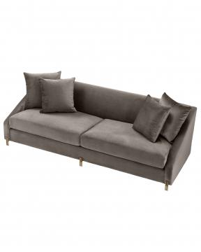 Candice soffa grå 3
