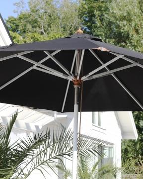 Pomino parasoll svart 2