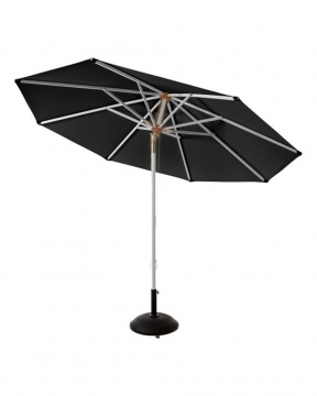 Pomino parasoll svart 3