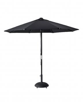 Capri parasoll svart 1
