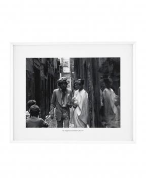 The Jaggers in a Venetian Calle tavla 1