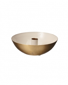 Doroty ljusstake guld 2