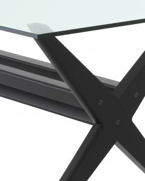 Maynor matbord svart 3