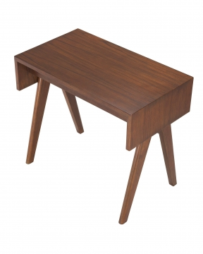 Fernand skrivbord brun 2