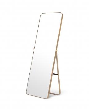 Hardwick spegel mässing 1