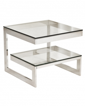 Gamma sidobord silver OUTLET 3
