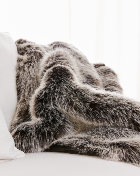 St. Moritz pläd timber wolf 2