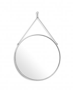 Morongo spegel silver 1