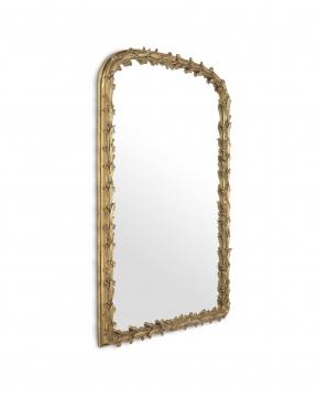 Guinevere spegel guld S 2