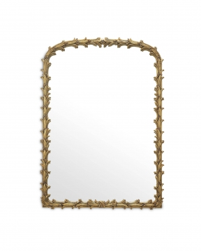 Guinevere spegel guld S 1