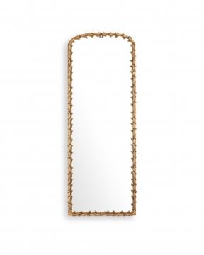 Guinevere spegel guld L 1