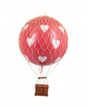 Travels Light luftballong hjärtan 1