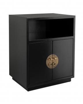 Macao nattduksbord svart 2