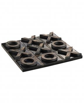 Avorio luffarschack svart/brun 2