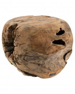 Root sidobord/pall natur L 1