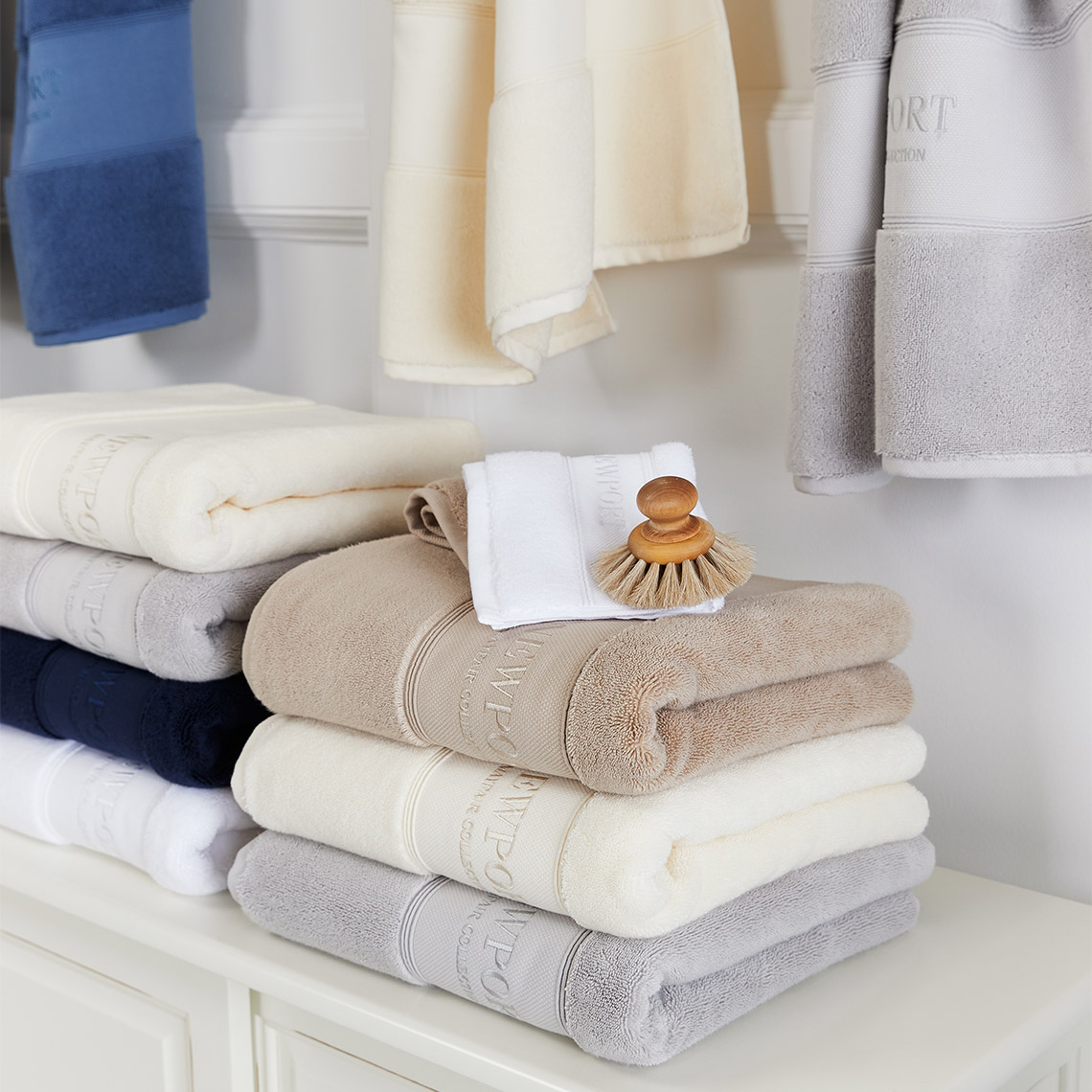 Mayfair Collection - Newports mest exklusiva serie handdukar