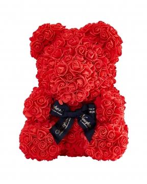 Rosalin rosbjörn röd M 3