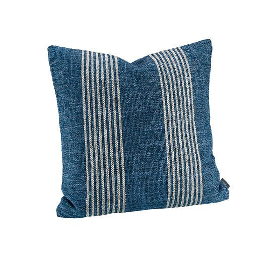 Waldron Stripe kuddfodral blå 60x40 Artwood