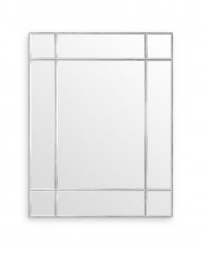Beaumont spegel nickel XL 1
