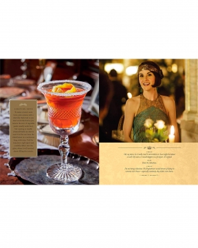 Downton Abbey Cocktail Book 3